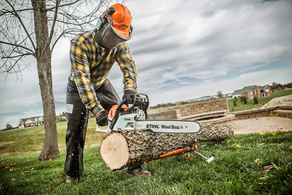 Stihl Chainsaw from Bourland Landscape in Belton, TX